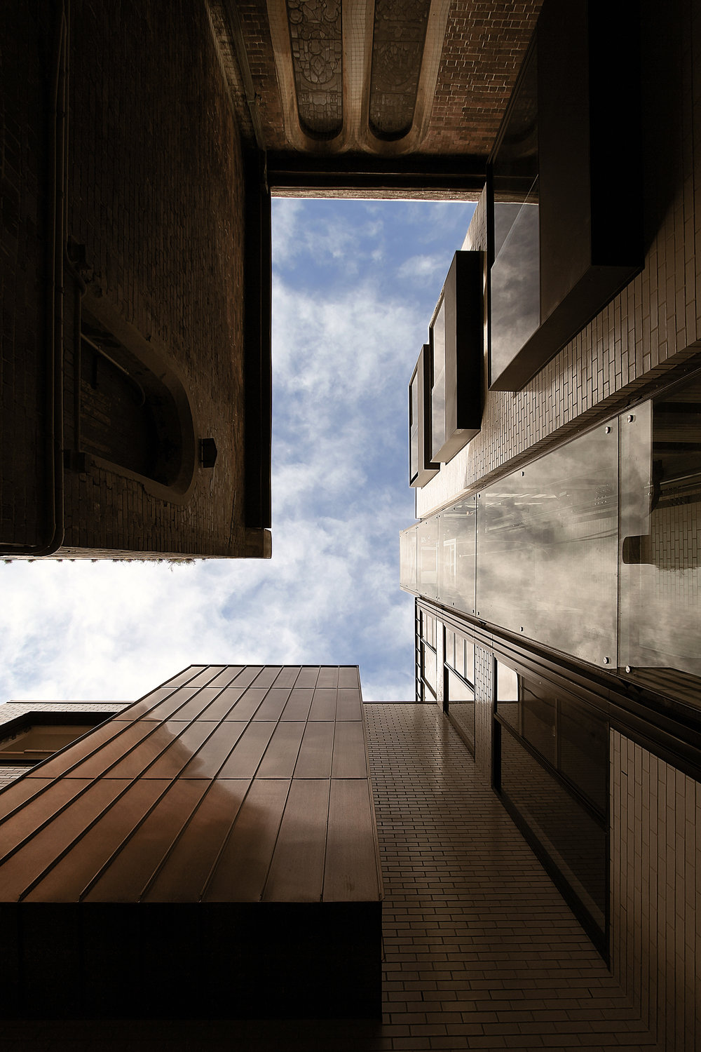 ARCHITECTURE - A MICROCOSM OF ECLECTIC SURRY HILLS