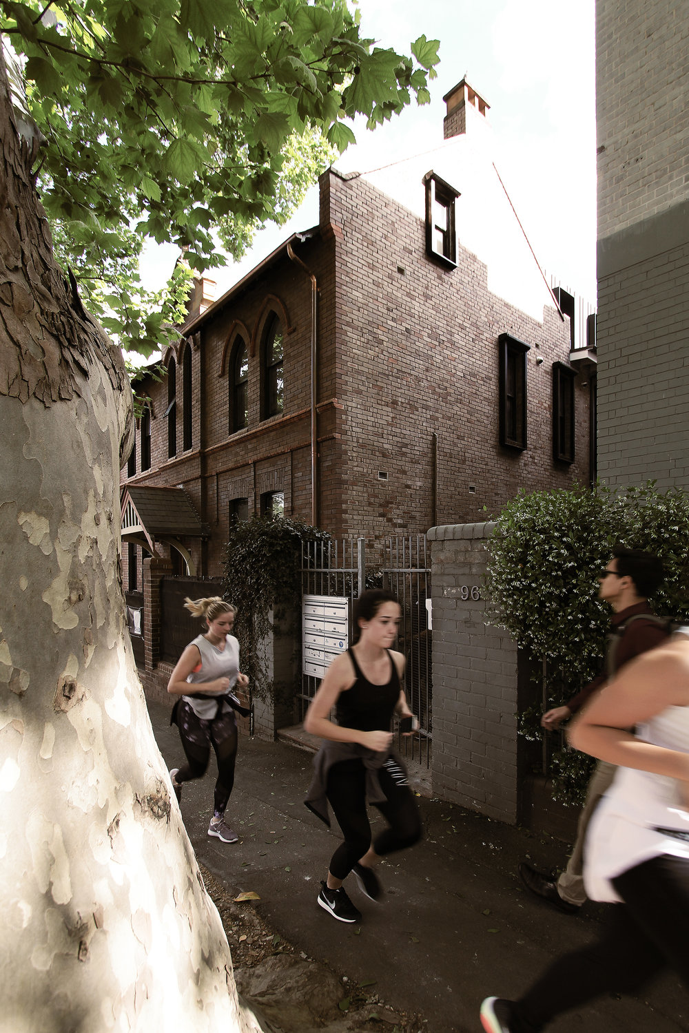 Website | File | Terence Yong Architecture | Little Albion Luxury Boutique Hotel and Guest House, Surry Hills | October 2017 | Existing Heritage Building from Albion Street.jpg