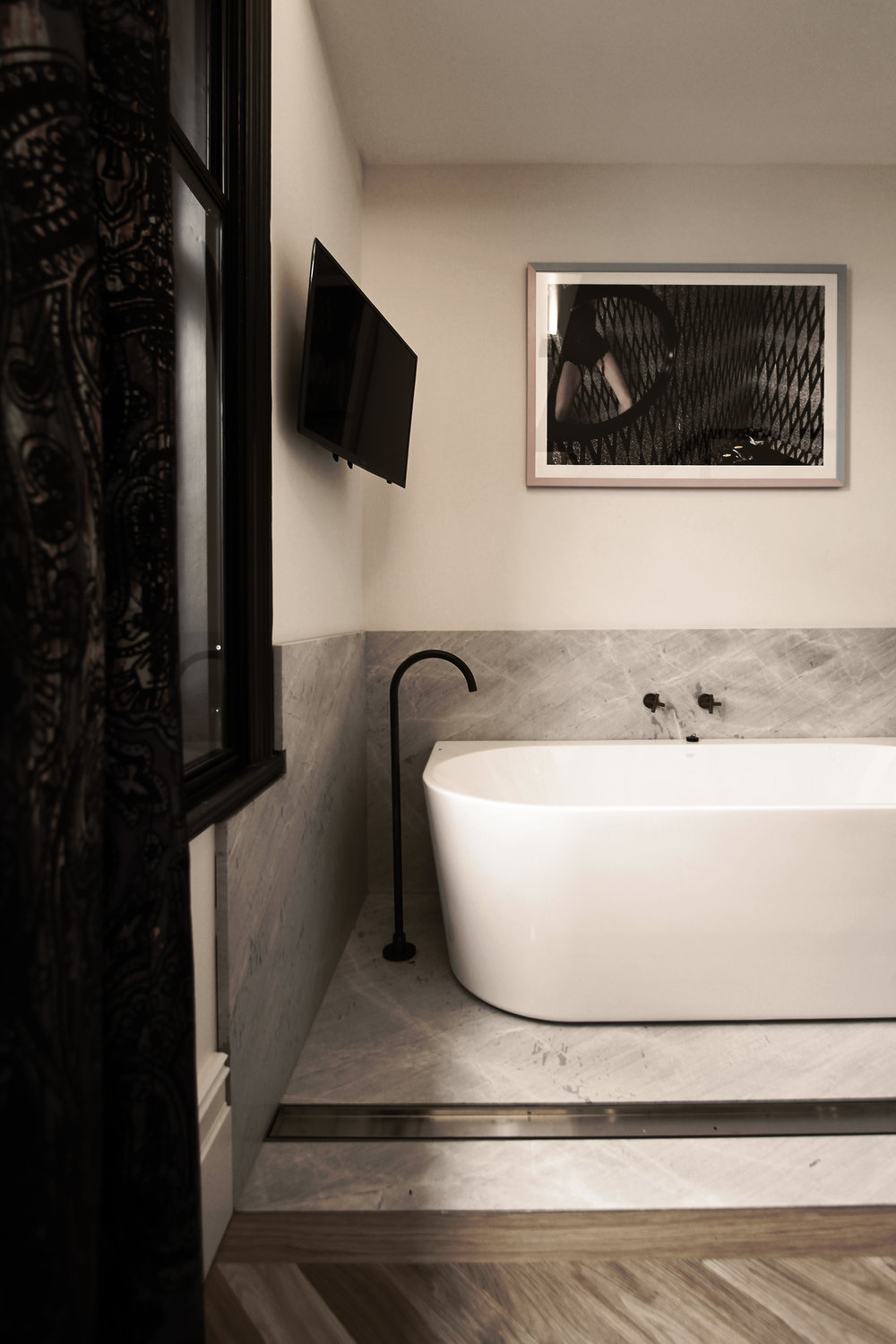 Website | File | Terence Yong Architecture | Little Albion Luxury Boutique Hotel and Guest House, Surry Hills | All about the thematic interiors | Existing Heritage Building room | 180613.jpg
