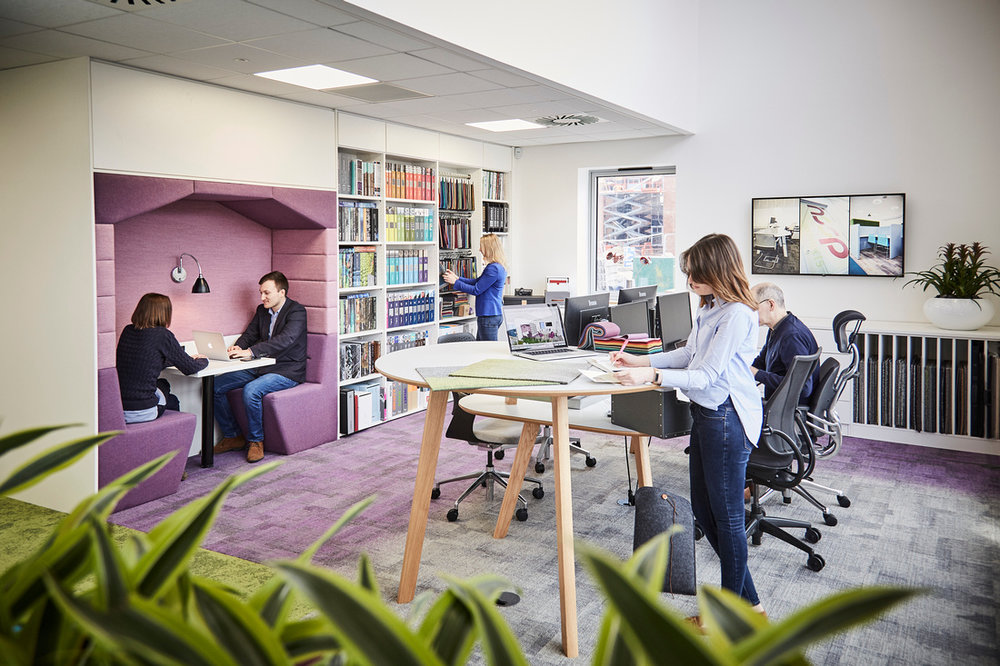 Blueprint Interiors  Making Space Work  Workplace Design and Fit Out Specialists