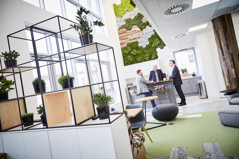 Blueprint Interiors  Making Space Work  Office Design and Fit Out Specialists