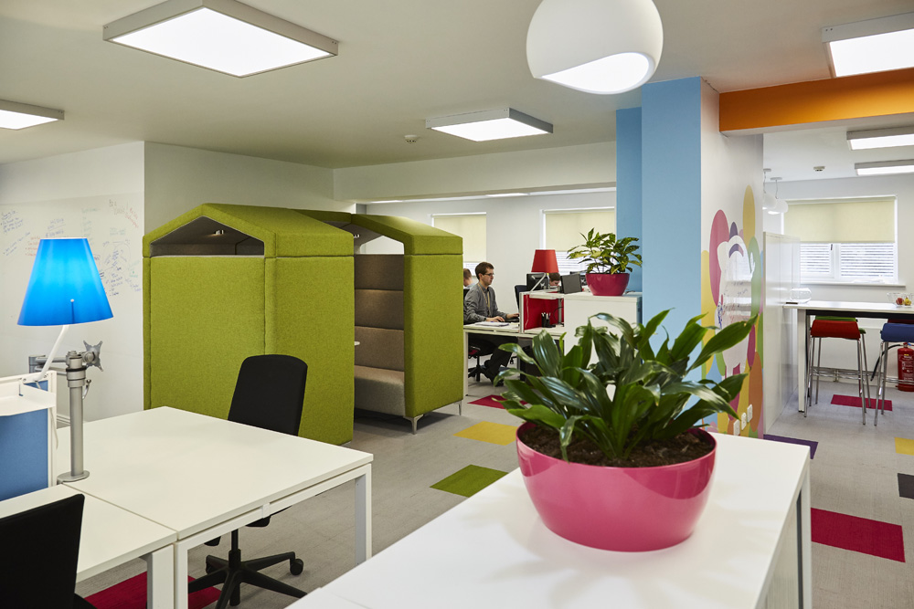 Case Study  Rainbows Children's Hospice Offices