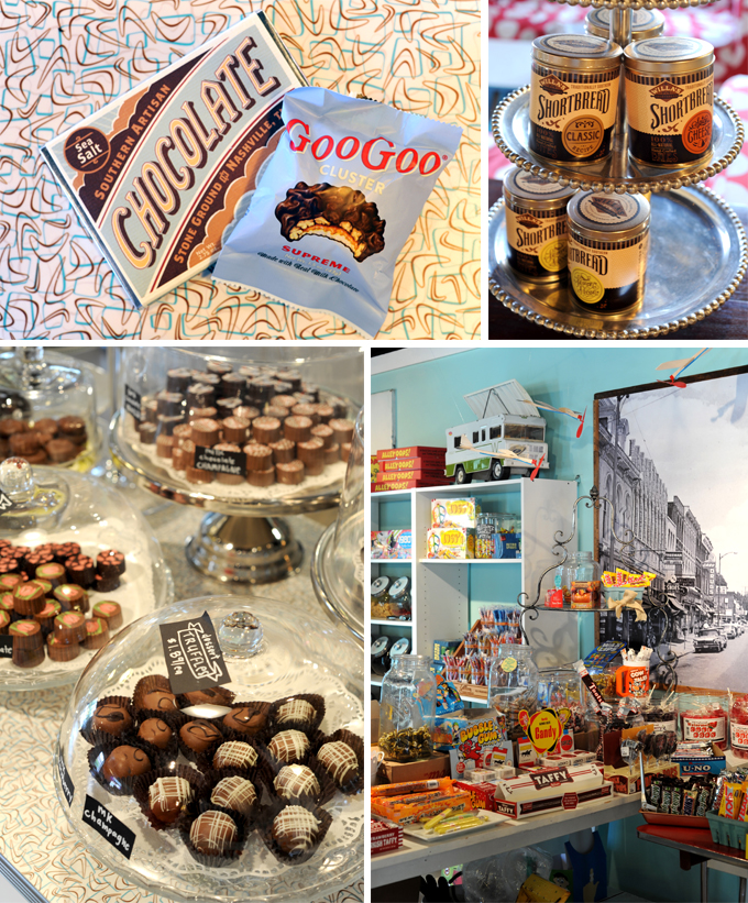 Honey's Vintage Sweets