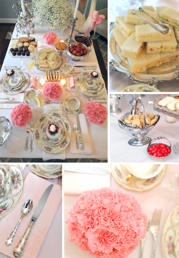 Tea Party on stylingmyeveryday.com