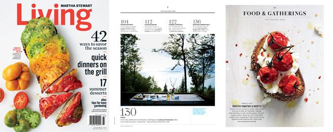 Martha Stewart Living Redesign