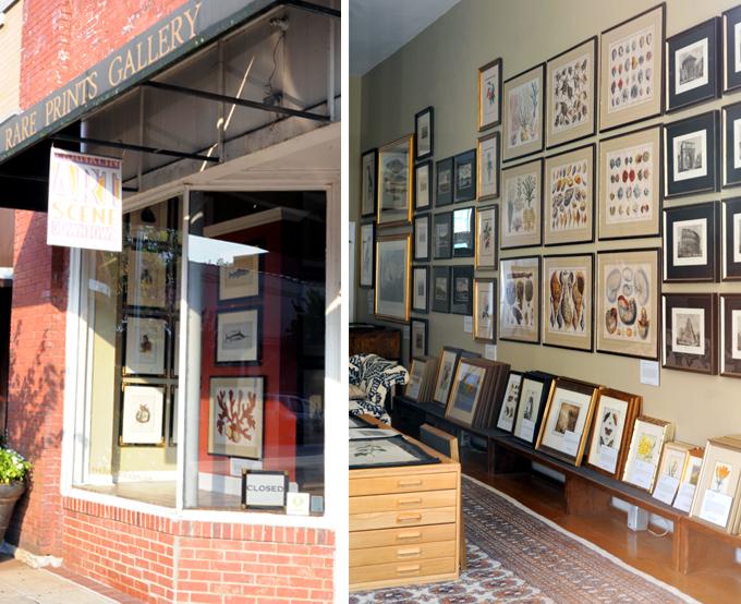 Rare Prints Gallery, 420 Main St., rareprintsgallery.com