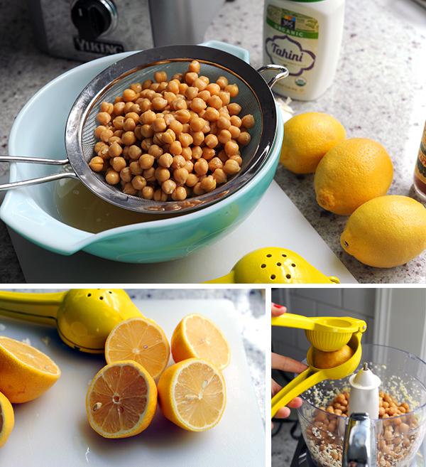 Hummus Prep