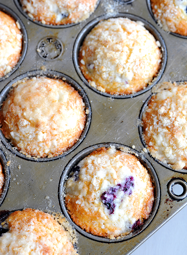 Blueberry Muffins-5886
