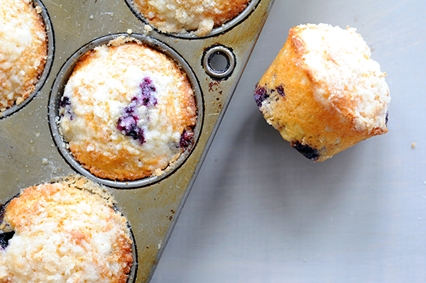 Blueberry Muffins-5919
