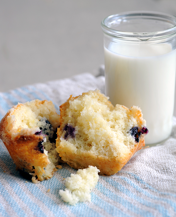 Blueberry Muffins-5925