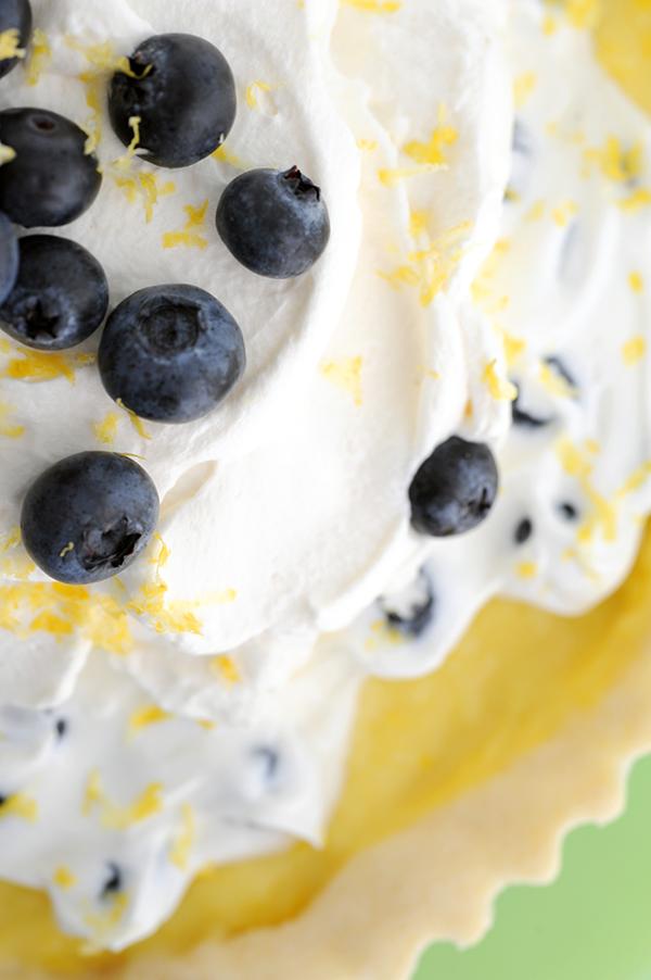 Lemon Blueberry Tart-6775