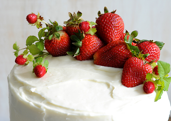 Strawberry Shortcake Cake-6689