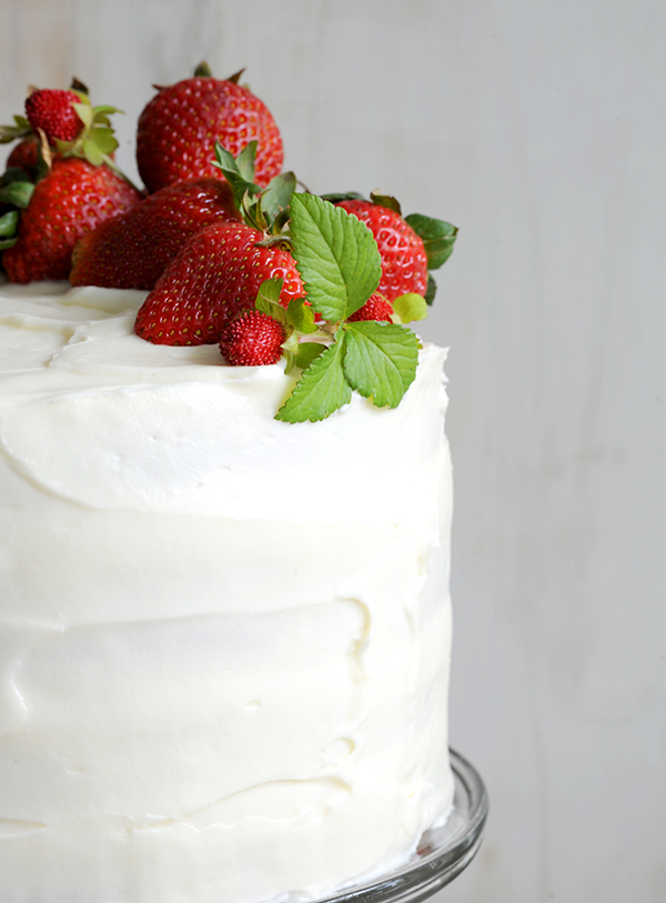 Strawberry Shortcake Cake-6693