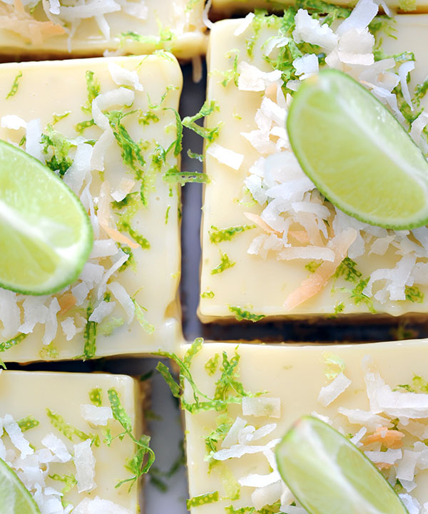 Key Lime Coconut Bars-7269
