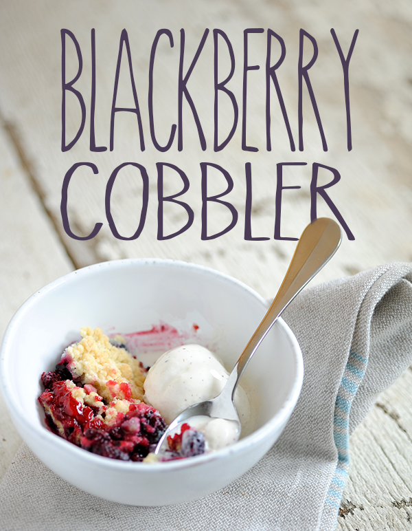 Blackberry Cobbler-7652