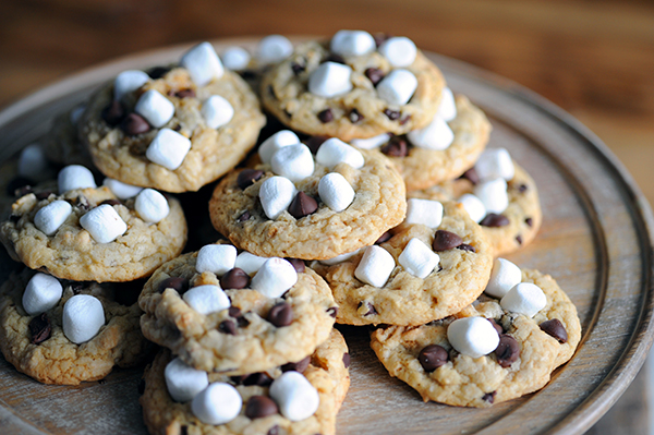 S'mores Cookies-8979