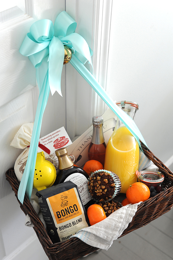 The Gracious Guest Diy Gift Baskets Styling My Everyday