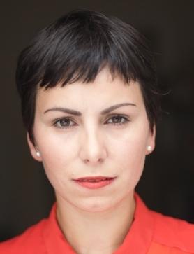 Andreea Helen David (Narrow Stairs)