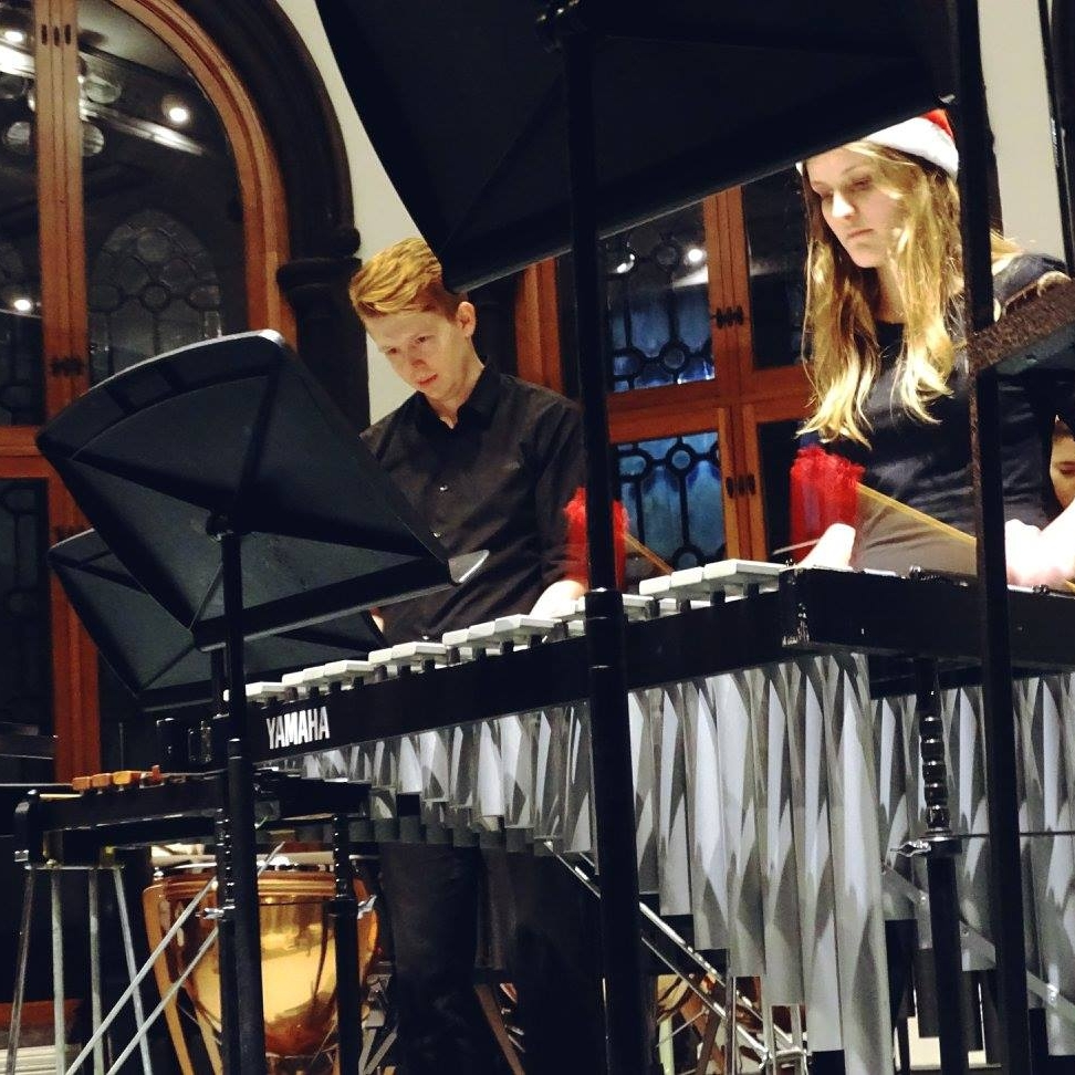 Percussion Ensemble -