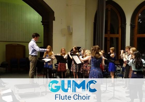 Flute Choir - Tuesday 7.30pm-9.30pm14 University Gardens, Music Club Department