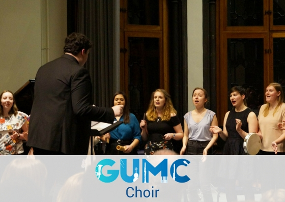 Choir - Tuesday 5.30-7pm14 University Gardens, Music Club Department