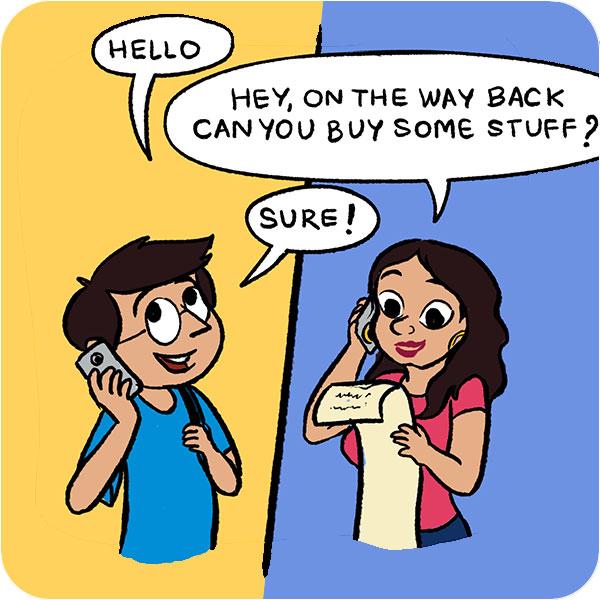 Web Comics -