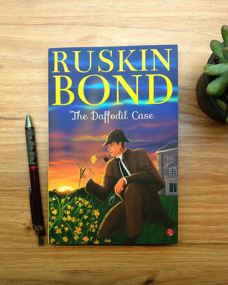 Ruskin Bond: Book Cover Design & Process