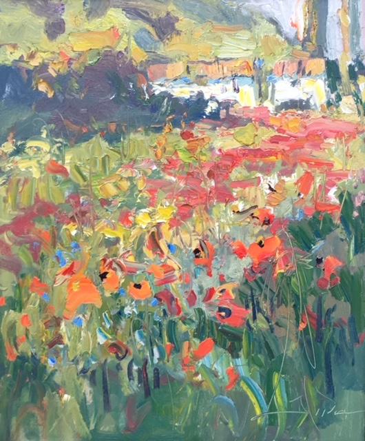 Poppies In France I.jpg