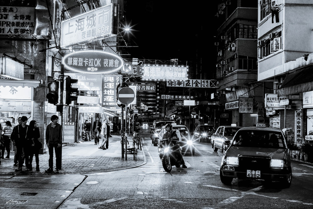 STREETS OF MONGKOK
