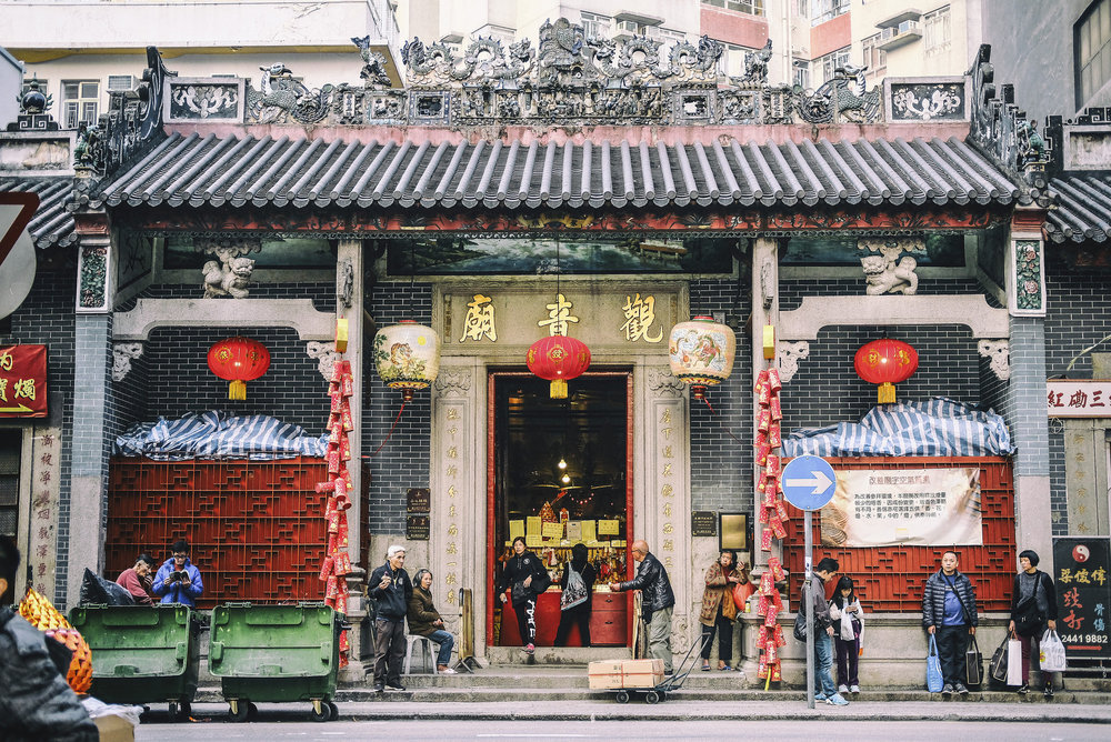 Kwun Yam Temple, Hung Hom