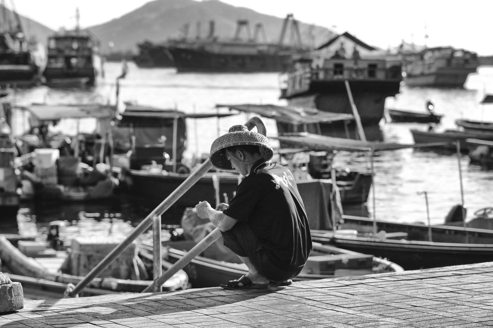 On Cheung Chau a multitude of timeless photographic moments await discovery. This is truly a place to sit back and soak it all in (no pun intended).