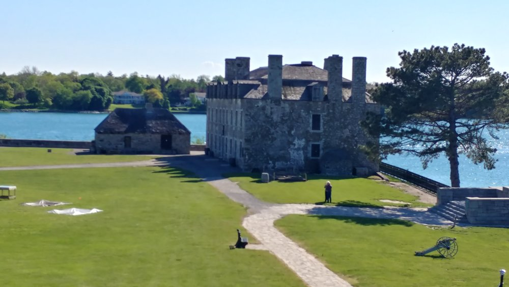 The French Castle at Old Fort Niagara
