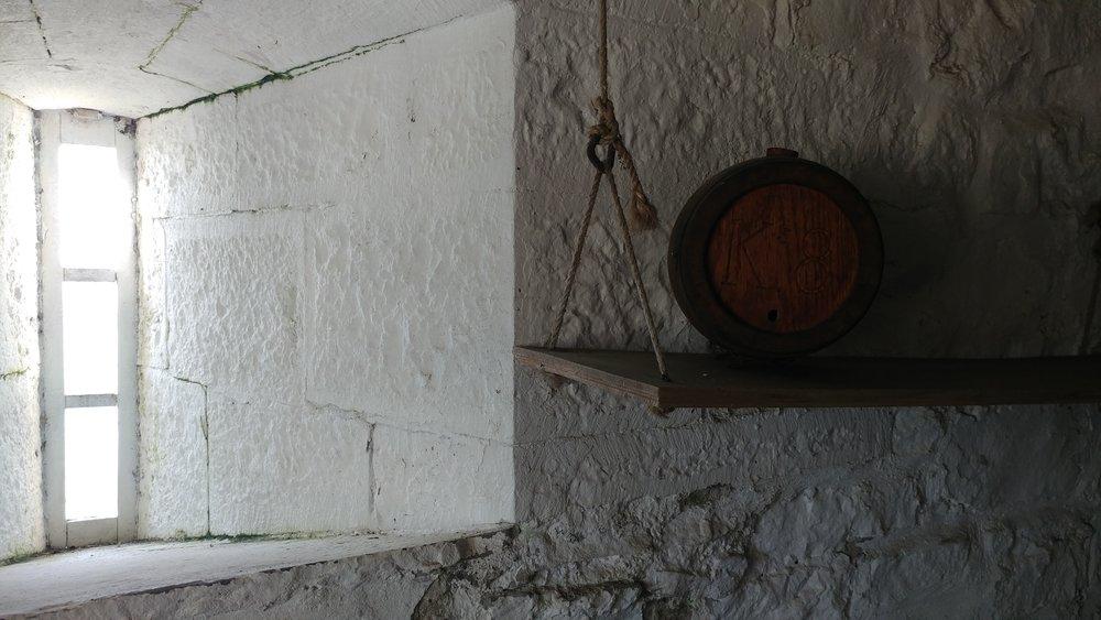Barrel and Window