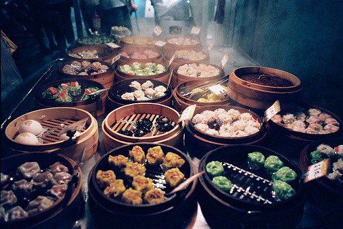 Dim sum cravings begin here.