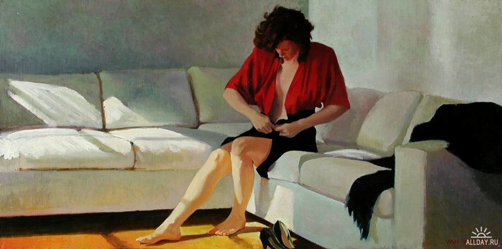 Art by Nigel Van Wieck