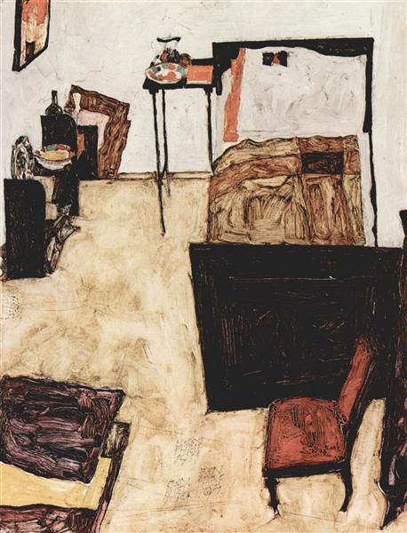 - Egon Schiele