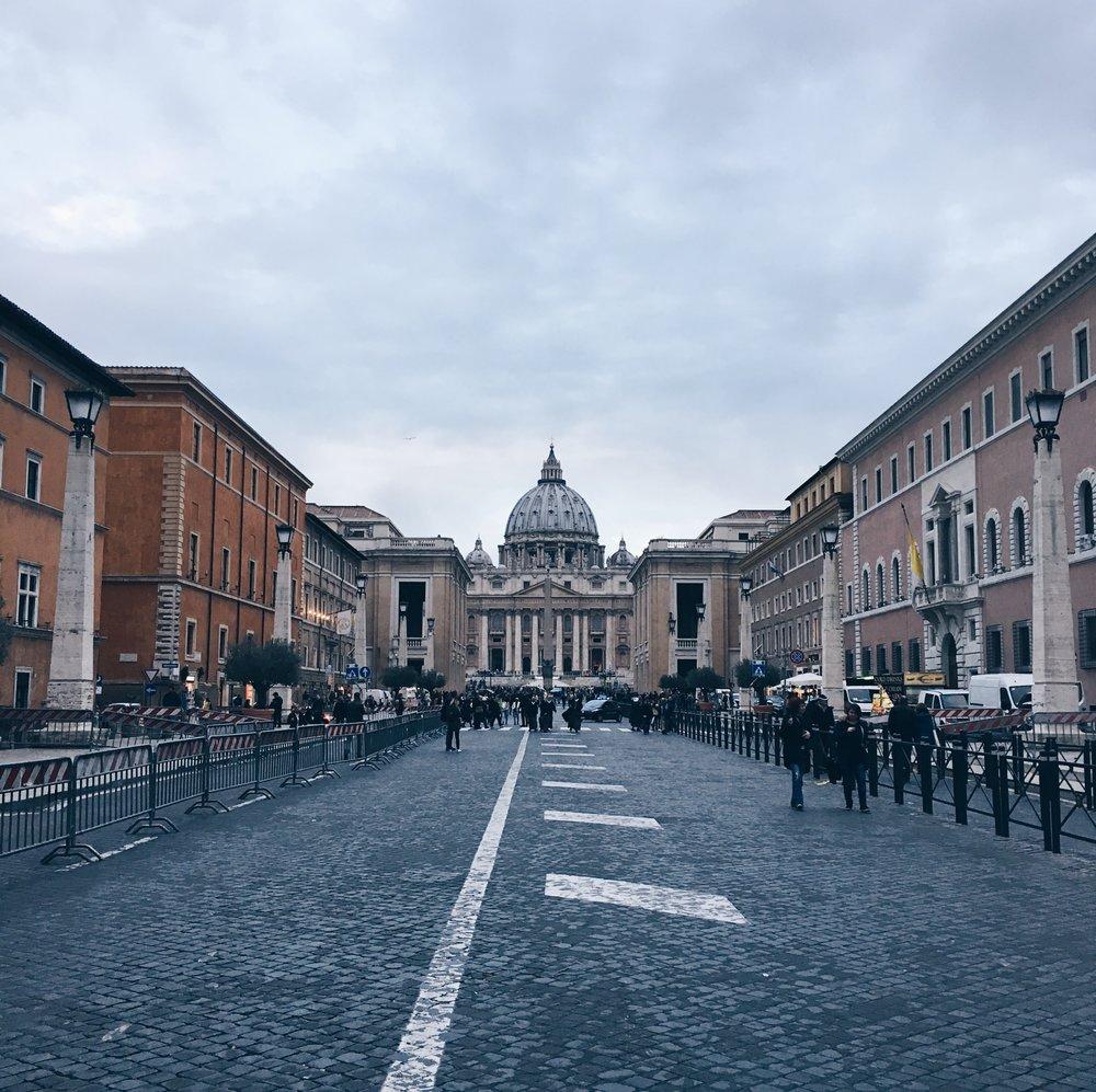 st peter basilica rome