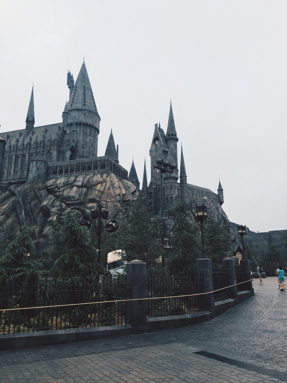 harry potter world of wizardry universal studios los angeles