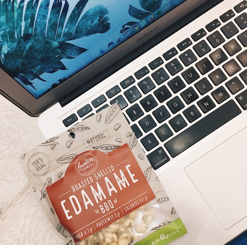 the founding farmers edamame raw bites subscription box