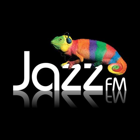 Jazz FM - Black logo