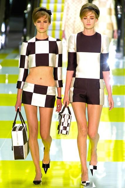 Louis Vuitton S/S 13