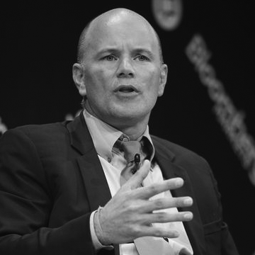 Michael Novogratz/ Advisor Mike is a former macro hedge fund manager at Fortress Investment Group and an early investor in cryptocurrencies. He recently launched Galaxy Digital Assets Fund, the largest cryptocurrency fund of its kind. He has extensive experience on Wall Street and is a graduate of Princeton University. Novogratz serves as a member of the Federal Reserve Bank of New York's Investment Advisory Committee on Financial Markets. LinkedIn • Twitter