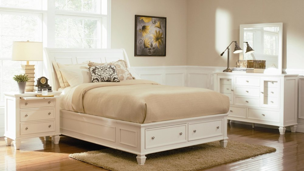 The Bedroom Shop - From simple platform beds to divine master bedroom sets we offer affordable prices and fast delivery. Specializing in Tropical, Coastal and Contemporary styles, creating the Florida look has never been easier. Our Bedroom Shop features Daybeds, Bunk Beds and Platform Beds manufactured with our signature quality and style.  Shop Now.