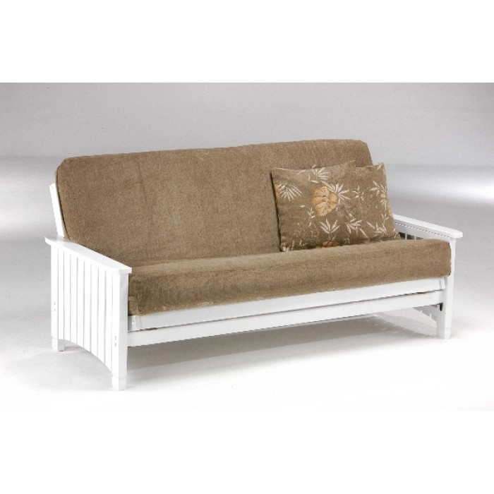 Key West Complete Futon Sofa Queen Size