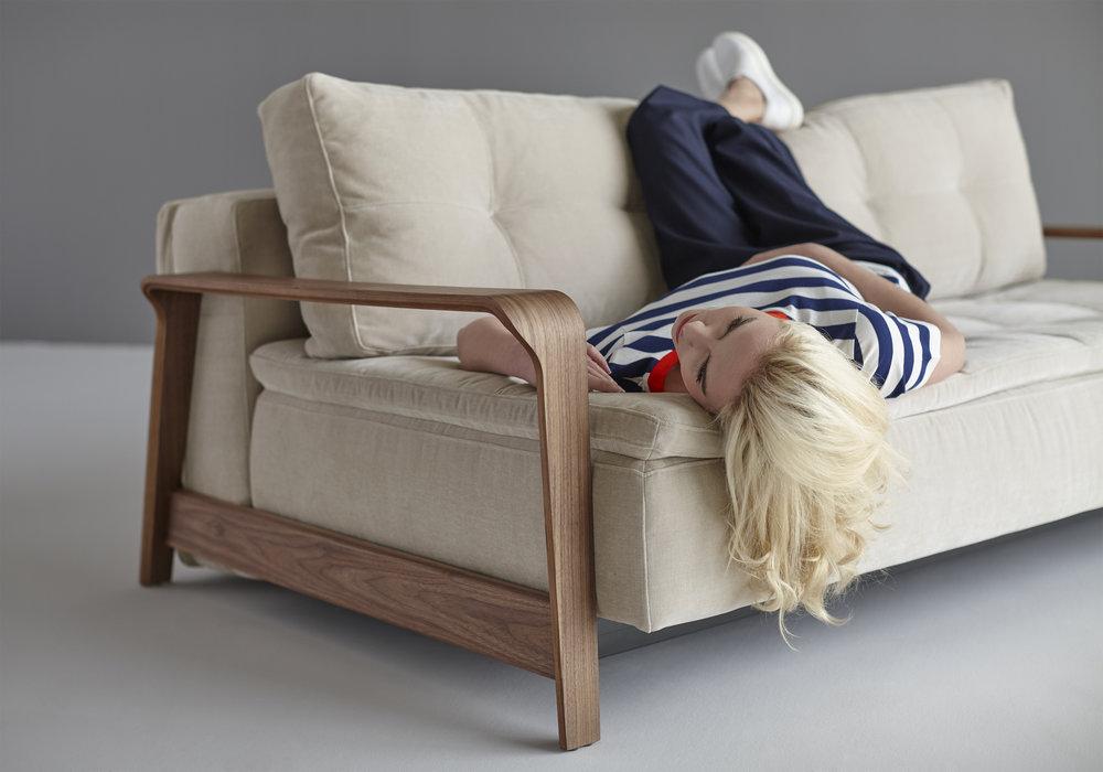 Innovation Living Alto Dual Queen Sofa The Futon Company