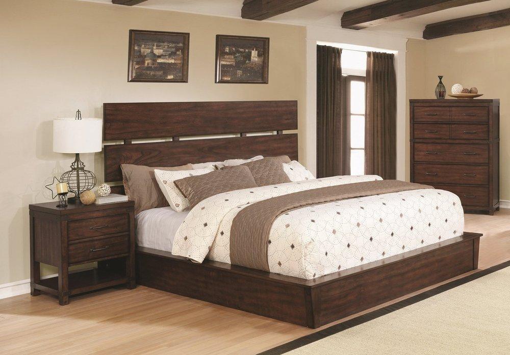 Platform Beds -