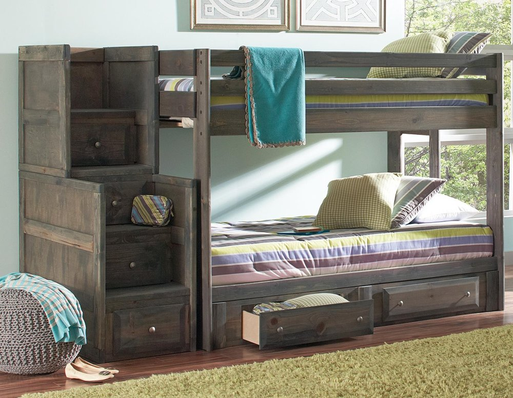 bunk Beds & Futon Bunk beds -