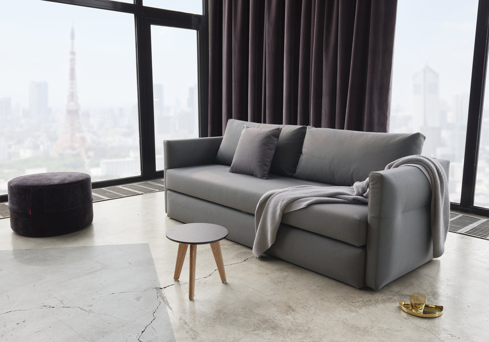 Innovation Living Toke Sofa Floor Model The Futon Company