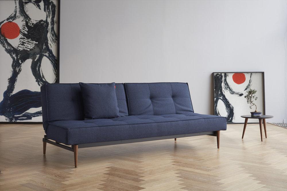 Innovation Living Splitback Sofa The Futon Company
