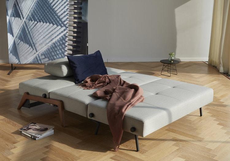 Choose folding furniture when space is a premium.